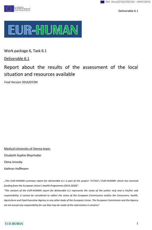 D6.1_Report_about_results_assessment_local_situation